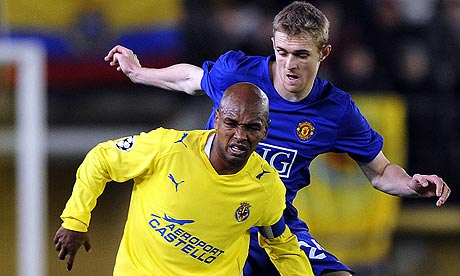Match Report: Villarreal 0-0 Manchester United