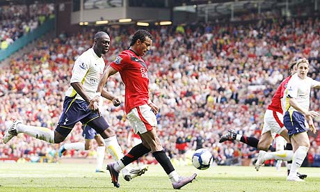 Manchester United 3-1 Tottenham Hotspur