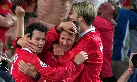 Teddy Sheringham: Not quite Eric, but better than Berbatov
