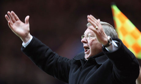 Sir Alex thinks Glazer protests a distraction, while Giggs eyes his job