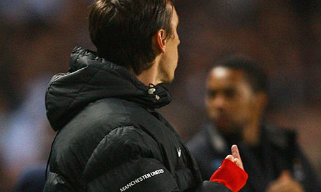 Gary Neville attacks our rivals, Rooney may not feature against Everton,