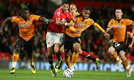 Manchester United 3-2 Wolves Match Report