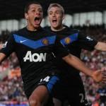 Stoke City 1-2 Manchester United