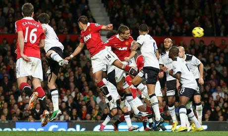 Manchester United 2-0 Tottenham Hotspur