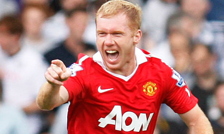 Happy Birthday Paul Scholes!