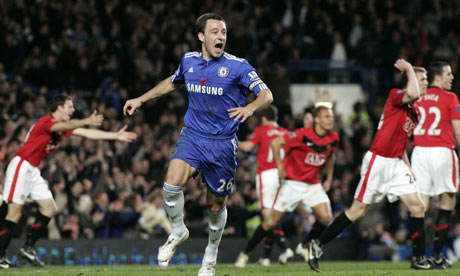 Chelsea vs. Manchester United Match Preview