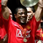 Patrice Evra signs contract: Left back commits future to United