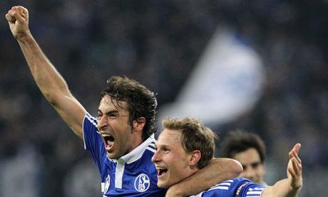 FC Schalke 04 vs. Manchester United Match Preview