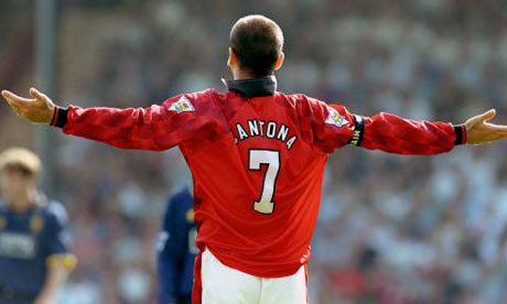 Eric Cantona: Legends of Old Trafford