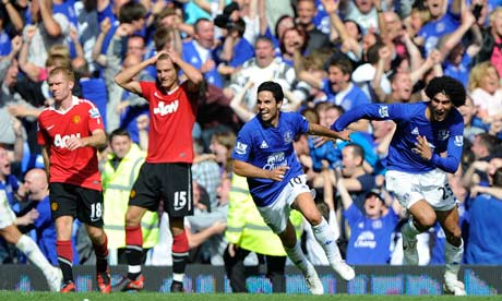 Manchester United vs. Everton Match Preview