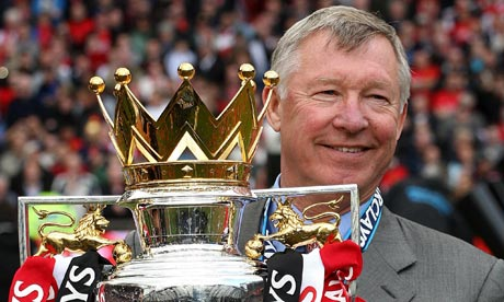 Centre Stage and Ferguson's final evolution