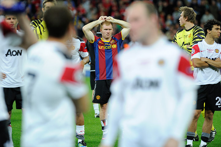 Barcelona 3-1 Manchester United Talking Points