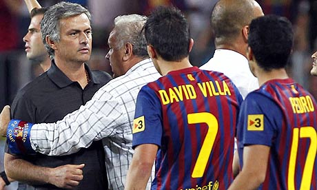Has Mourinho Blown His Chance Of Following Sir Alex?