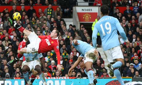 Rooney vs City