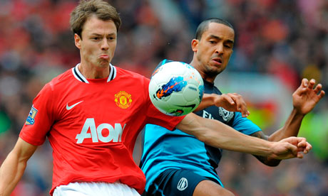 Jonny Evans: Football Genius