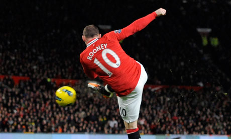 Wayne Rooney goal