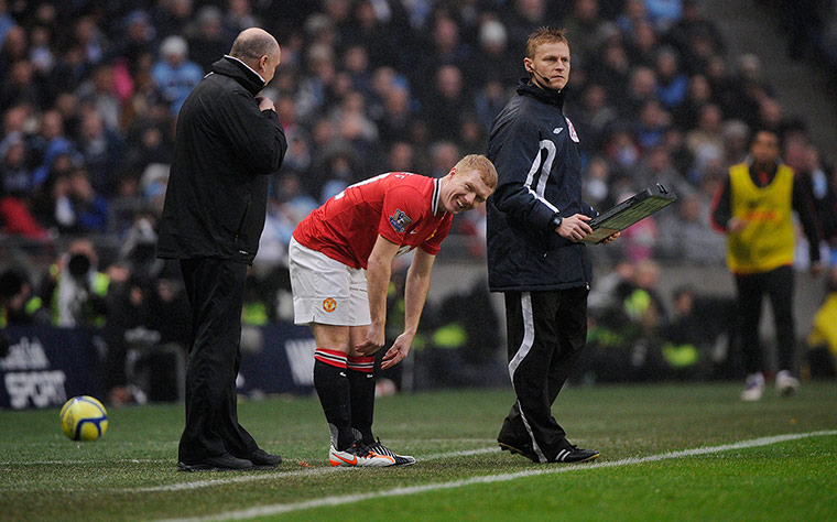Scholesy...the return