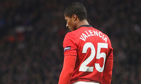 Antonio Valencia - pace, craft and unplayable