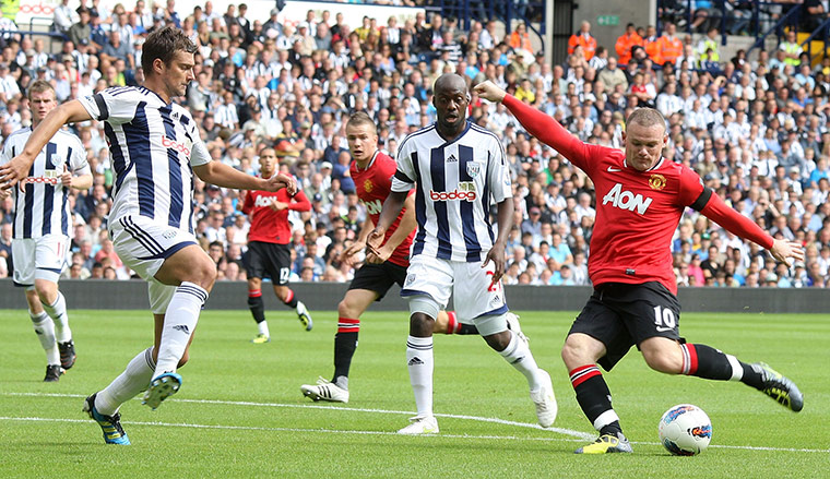 Manchester United vs. WBA match preview and lineups