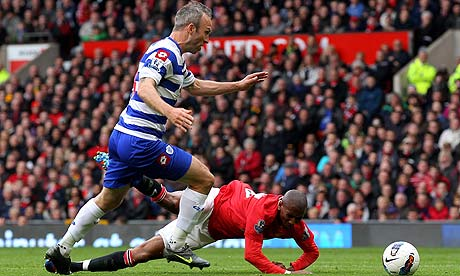 Manchester United vs. QPR Preview: linups and predictions