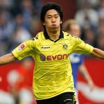 Shinji Kagawa agrees terms with Manchester United