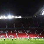 Want to play football at Old Trafford? It's a lucky day for United fans