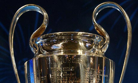 Champions League 2012/13 draw - LIVE!