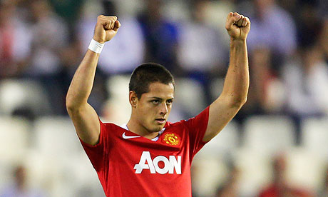 Javier Hernandez can be United's new Solskjaer