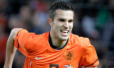 Robin van Persie - fabulous signing but is he necessary?