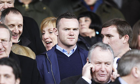 Time for Wayne Rooney to control his own destiny