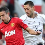 Man United 2-3 Tottenham Hotspur: United nearly make up for Fergie's selection error