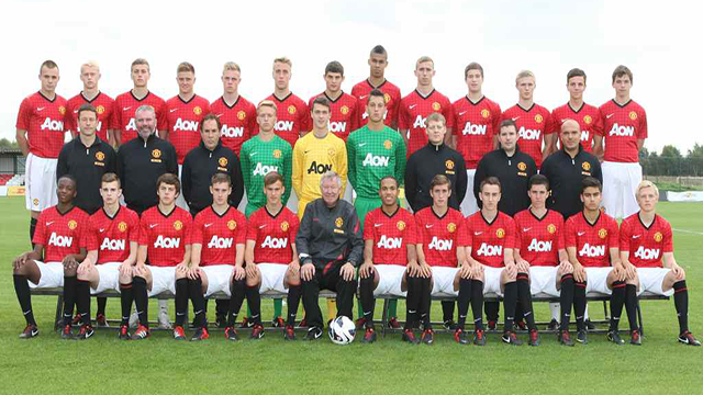 Expectations will be high for United's U18s in the FA Youth Cup