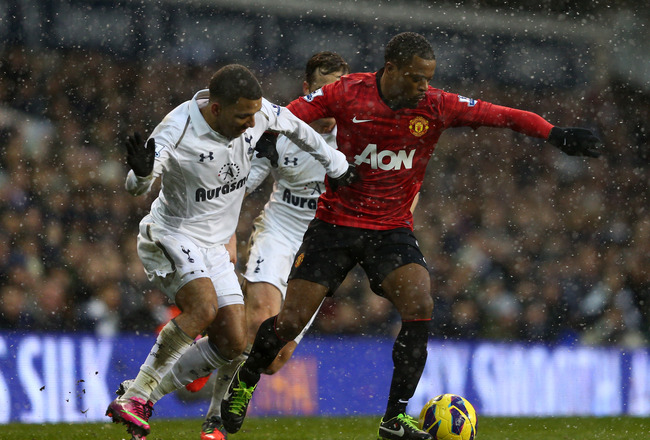Spurs 1-1 United: Denied at the death, but a good point nonetheless