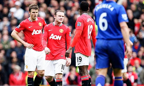 Manchester United vs. Everton: sensible squad rotation needed ahead of Madrid