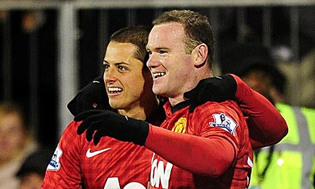 Fulham 0-1 Manchester United: Wayne Rooney & clean sheet