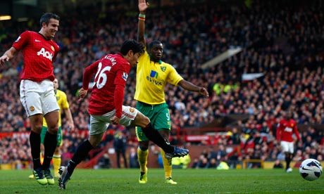 Manchester United vs. Norwich: view from the oppo