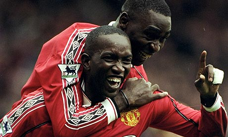Dwight Yorke on Sir Alex Ferguson and Paul Scholes - the best