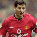 Win a signed Denis Irwin Manchester United shirt