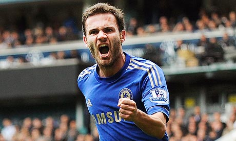 Juan Mata has been linked in a player exchange move with Wayne Rooney