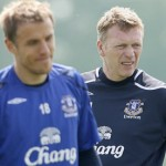 Phil Neville set to be named new coach by David Moyes