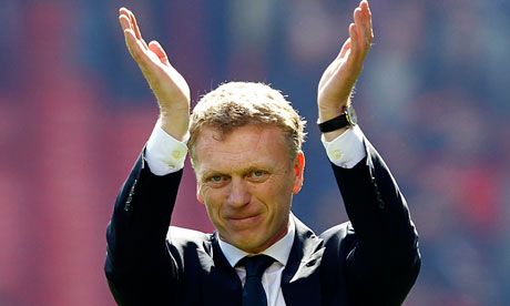 David Moyes, new Manchester United manager