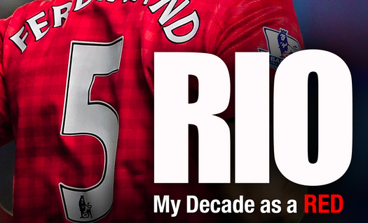 Rio Ferdinand My decade as a red