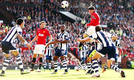 WBA Vs. Manchester United preview view from the oppo