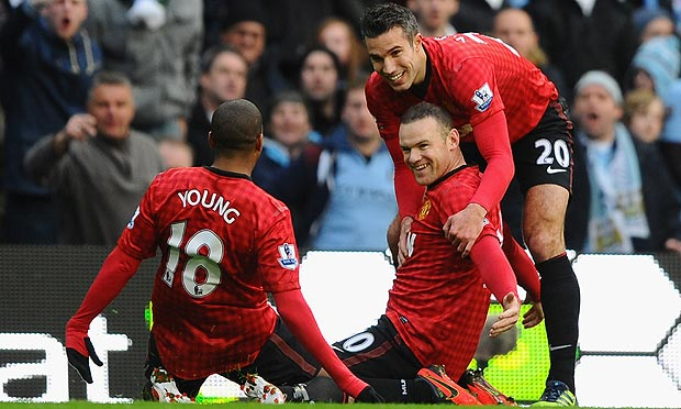 Manchester City vs. Manchester United preview - Moyes blessed with options