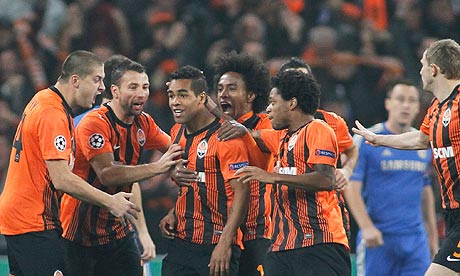 All David Moyes needs to know about Shakhtar Donetsk