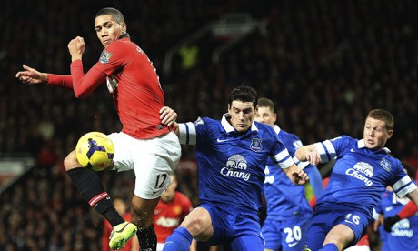 Manchester United 0-1 Everton: Moyes loses to old club