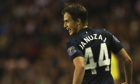 How much can we ask of Adnan Januzaj right now?