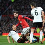 Manchester United 2-2 Fulham: Late drama as United draw