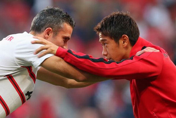 Shinji Kagawa is wasted at Manchester United