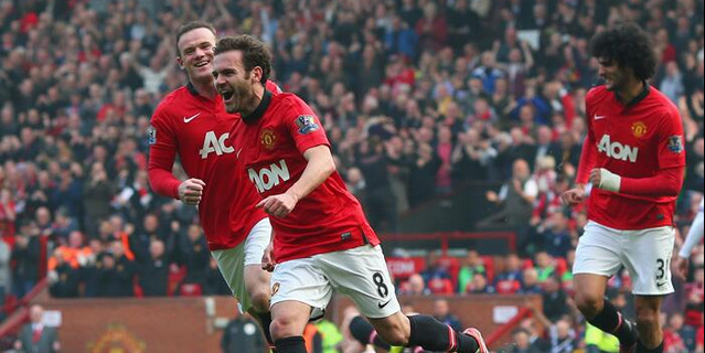 Manchester United 4-1 Aston Villa: Bring on Bayern?